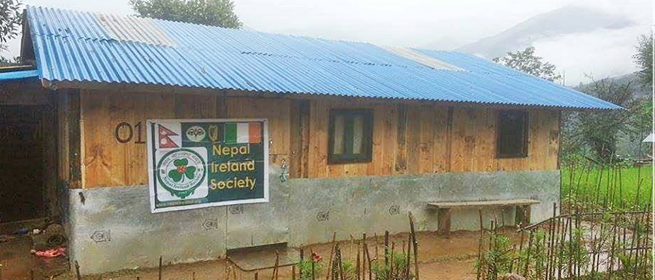 Nepal-Ireland Society House Building Project - Ramechhap