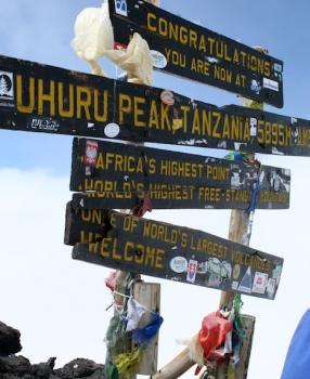 Africa – Kilimanjaro