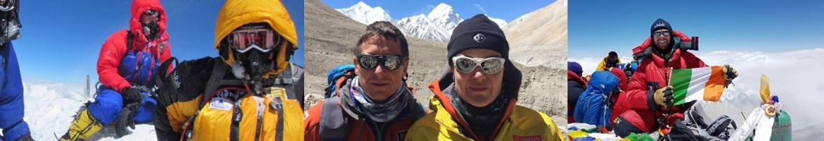 Everest 2016 – The Irish Story