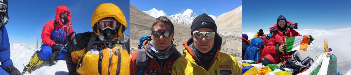 Everest 2016 – The Irish Story
