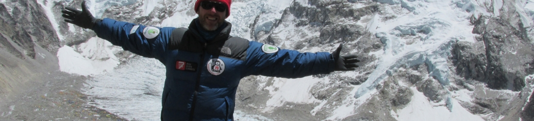 Interview: 7 Summits + Everest
