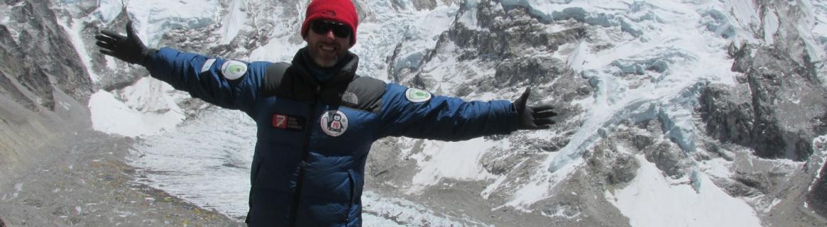 Interview: 7 Summits + Everest