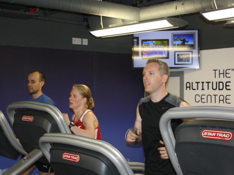 Altitude Centre UK